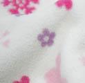 双面珊瑚绒印花